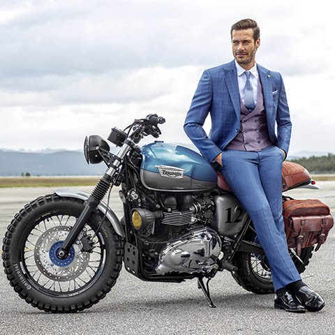Eternal groom costume collection: for the irreverent groom