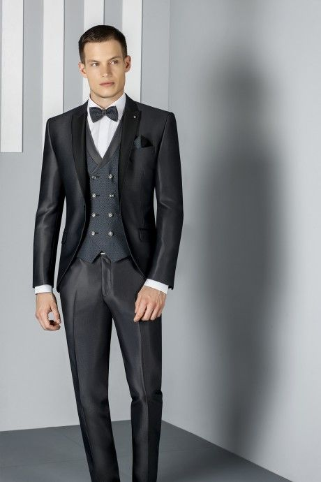 Grey groom suit SPECIAL EDITION 81.20.01E