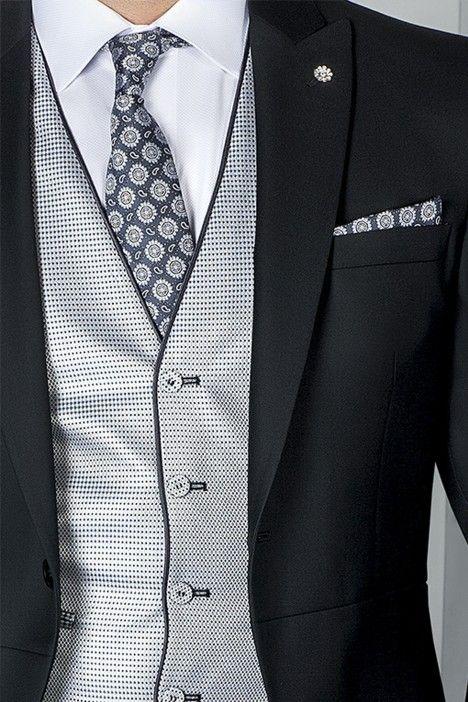 Black groom suit ETERNAL 95.20.00Q