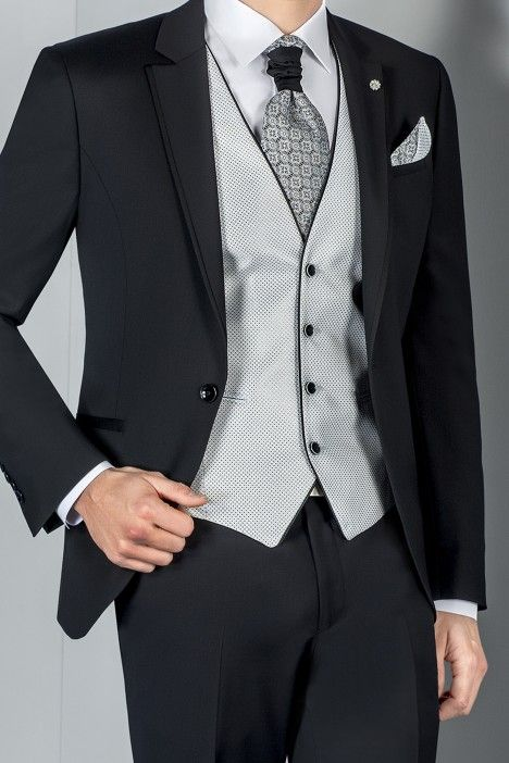Black groom suit ETERNAL  23.20.000