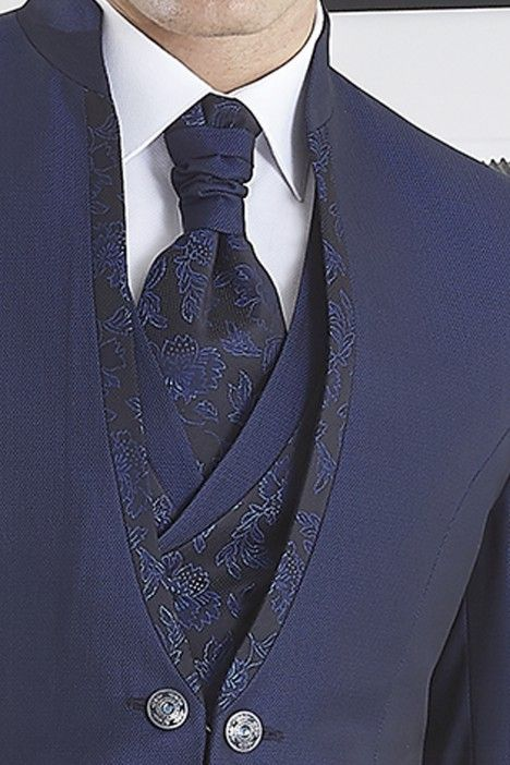 Look WEDDING azul 25.20.312
