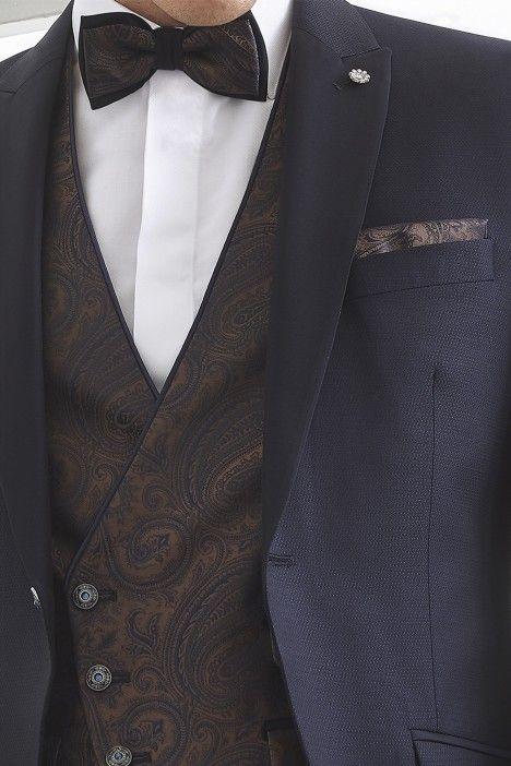 Hochzeitsanzug WEDDING blau 32.20.301