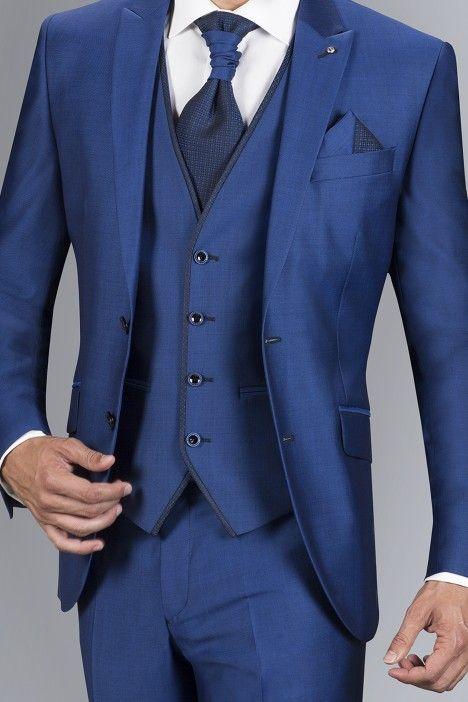 Costumes de marié SPECIAL EDITION bleu COR 42.18.343