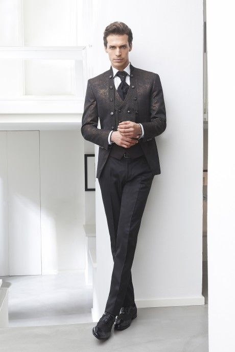 Bronze groom suit TREND 56.20.000
