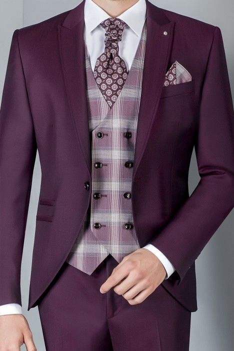 Burgundy SPECIAL EDITION look 67.20.501