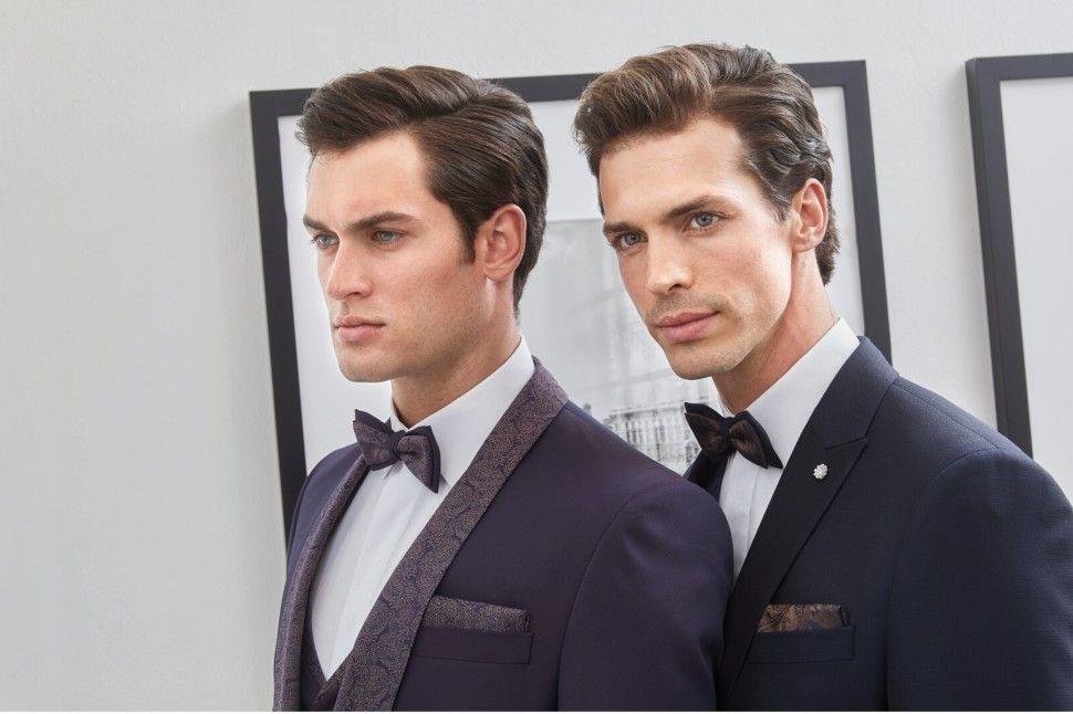Krawatte, Plastrons oder Fliegen?