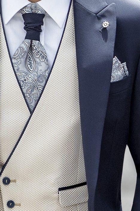 Costume de marié Eternal bleu 12.21.301