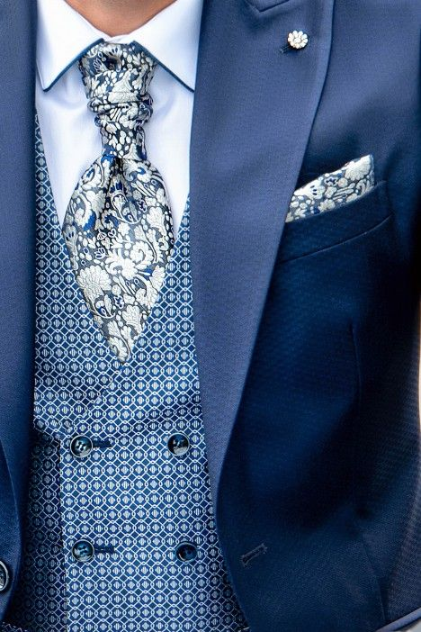 Blue groom suit Eternal 13.21.300