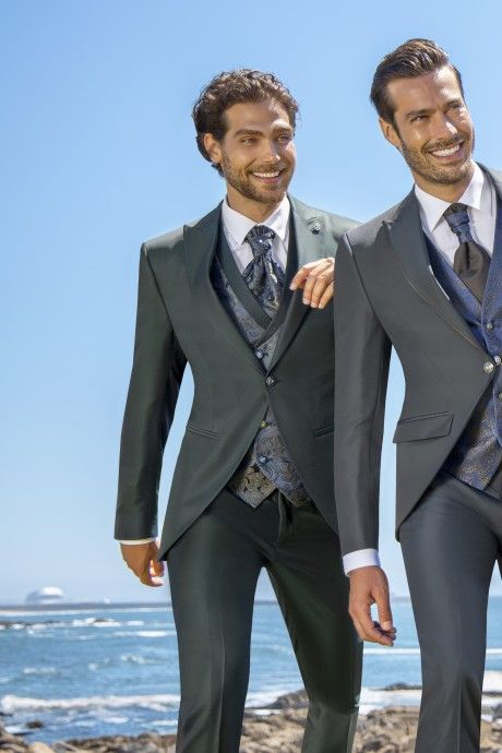 Green groom suit Wedding 61.21.900