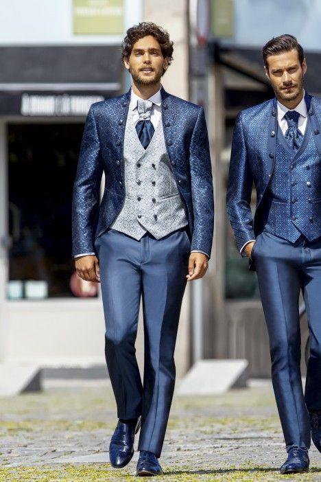 Abito sposo Trend blu 66.21.320