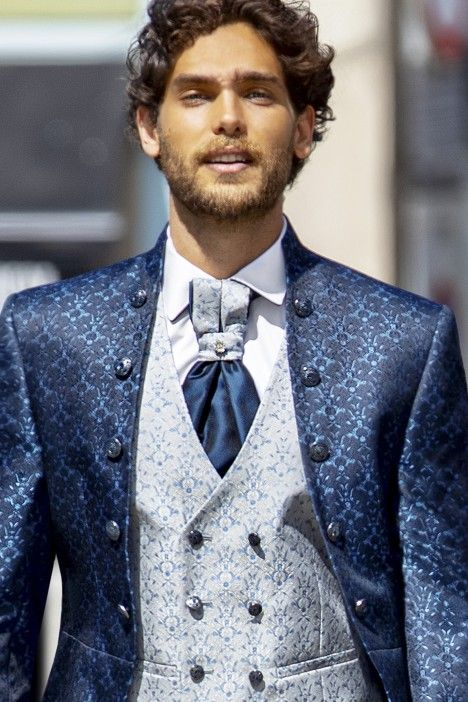 Costume de marié Trend bleu 66.21.320