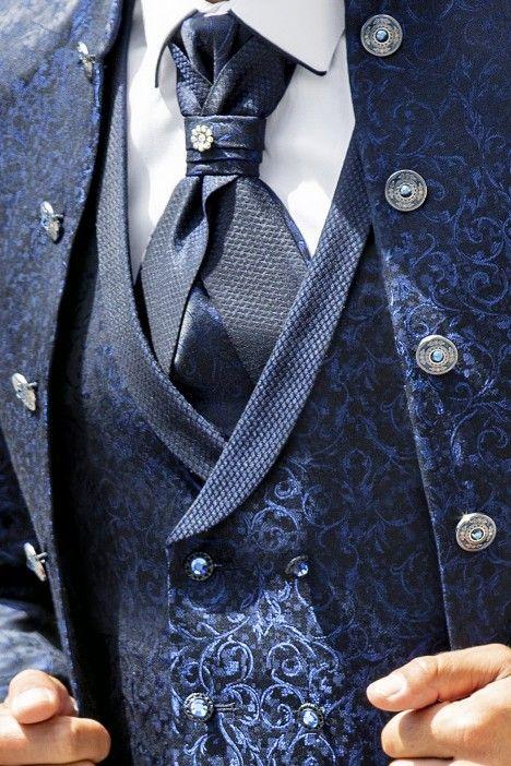 Fato de noivo Trend azul 69.21.300