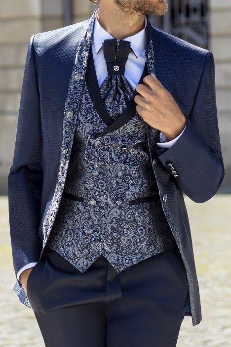 Hochzeitsanzug Trend Blau 70.21.300