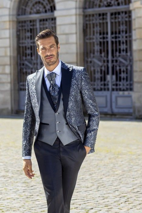 Blue groom suit Trend 71.21.300