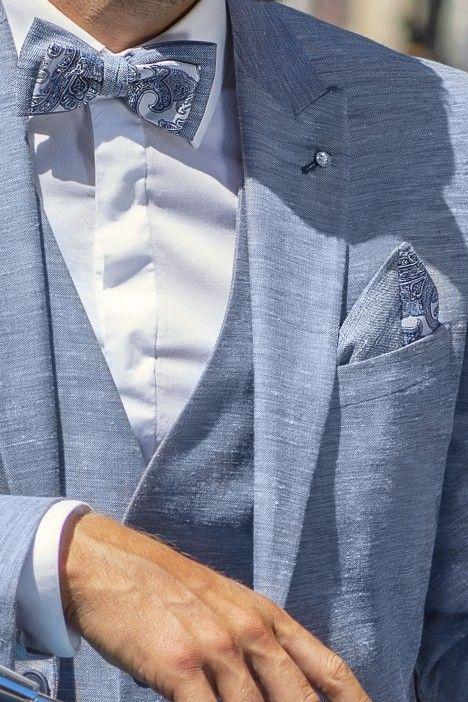 Hochzeitsanzug Special Edition Blau 104.21.300