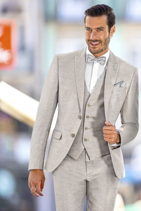 Beige groom suit Special Edition 105.21.640