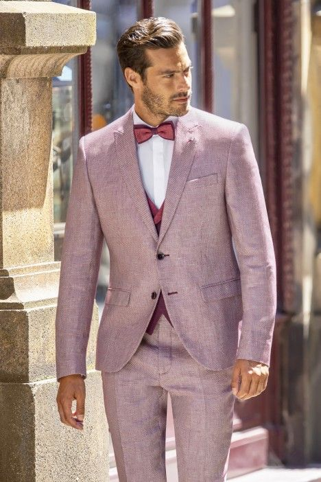 Burgundy groom suit Special Edition 106.21.510
