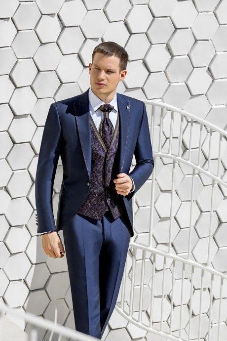 Blue groom suit WEDDING 29.20.300