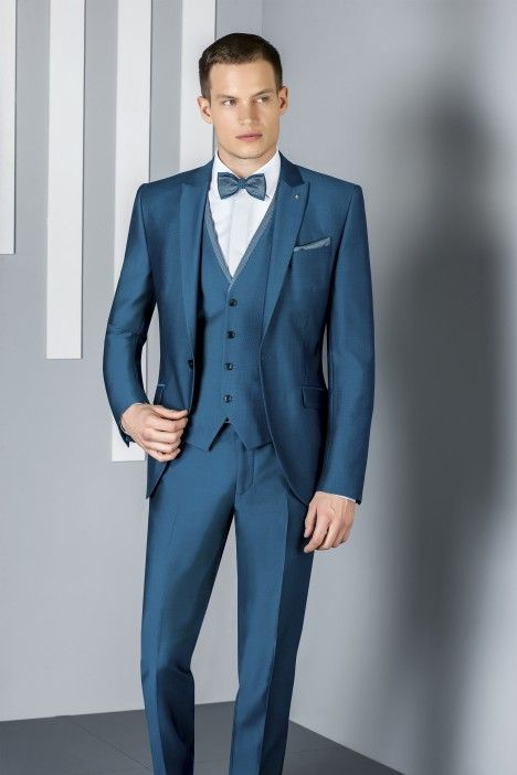 Blue groom suit SPECIAL EDITION 73.20.211