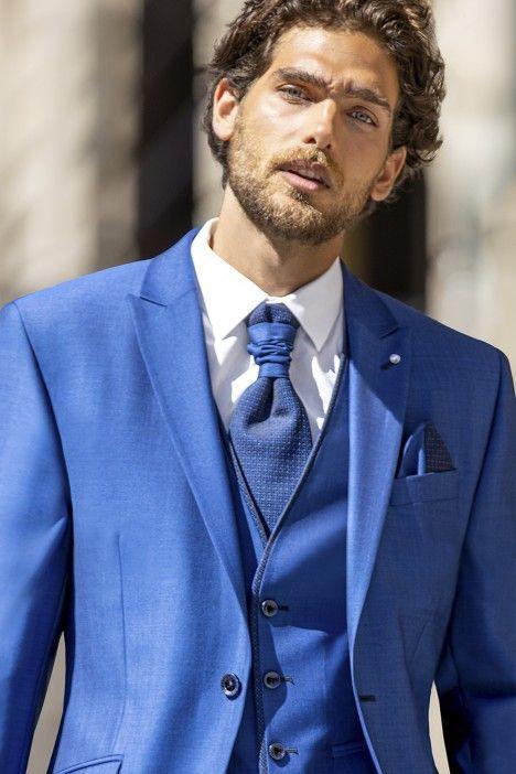 Costume de marié Special Edition bleu 42.18.343