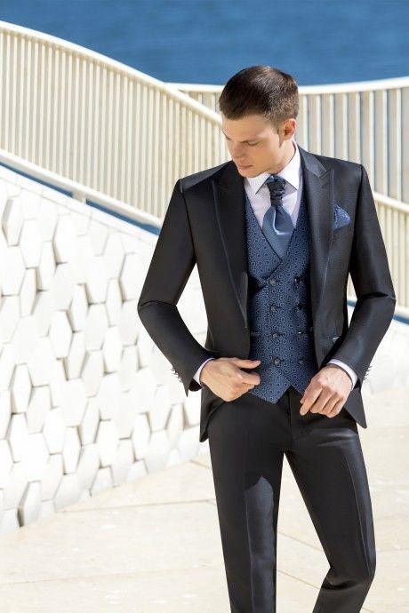 Blue groom suit Wedding 36.20.320