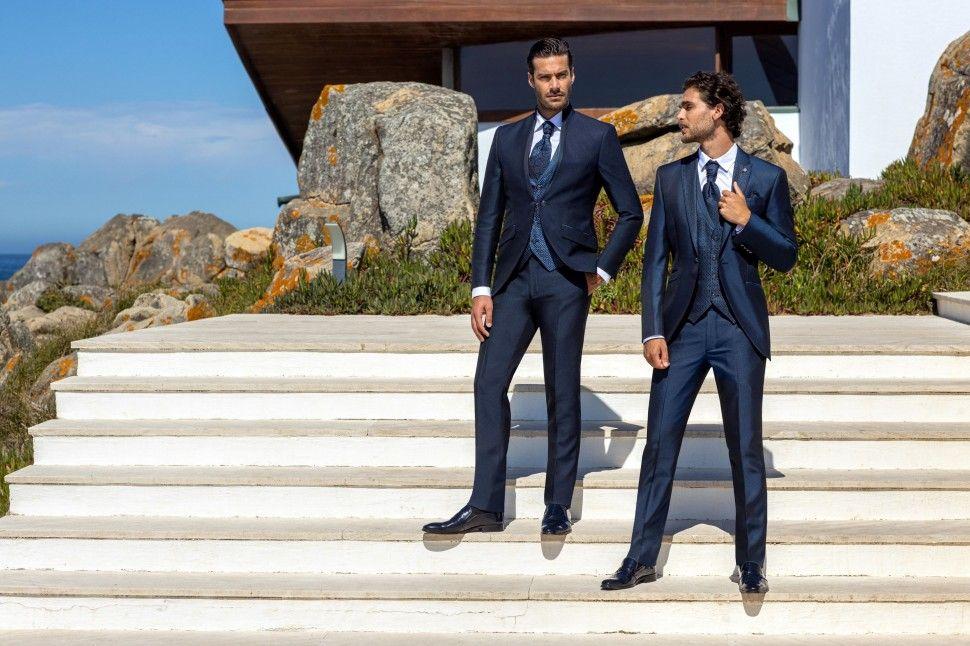 Total look Roberto Vicentti para noivos