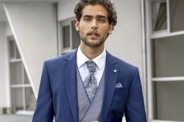 Fall in love with the perfect groom suit